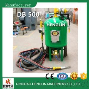 DB500 Dustless Blasting Machine