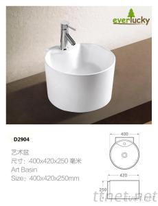 Fashion Ceramic Basin D2904