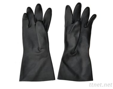 Latex Industrial Working Safety Anti-Skid Protection Crinkle Finish Rubber Labour Protection Gloves Manufacturers