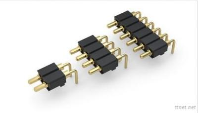 High Power Plug Insert Pogo Pin Connector
