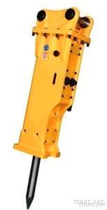 EPC175 Hydraulic Breaker Silence Type