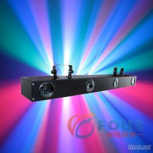 Stage Lighting / 256* 5mm RGB LED Wall Washer / LED Bar Lights