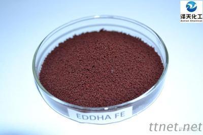 Chelated Iron Fertilizer EDDHA Fe 6%