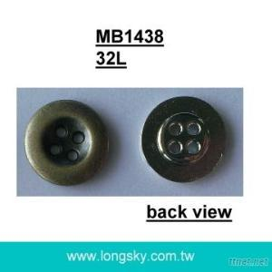 MB1438 32L Metal Button For Coats