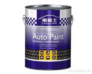 Acrylic Auto Refinish Coating Products