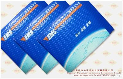 Co-extruded Poly Bubble Envelope