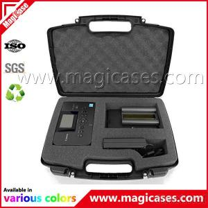 PP Plastic Tool Box Carrying Case With OEM Foam And Printing