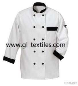Chef Coat, Chef Uniform, Restaurant Uniform