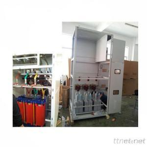High Voltage Installation Of Shunt And Filter Capacitor, Power Factor Improve Equipment For Motor, Unbalance Voltage Protection