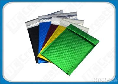Colored Metallic Mailers With PE Bubble