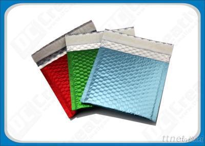 Metallic Bubble Envelopes