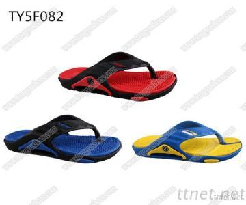 Nude Fashion Design Unisex Eva Flip Flops, Air Cushion Sole Unisex Eva Slippers, Earth Friendly Eva Unisex Slippers