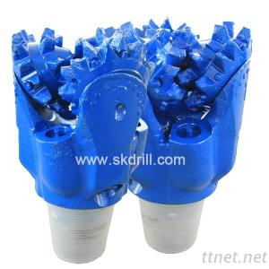 Steel Tooth Tricone Rock Bit, Milled Tooth Tricone Bit