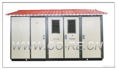 Prefabricated Outdoor Power Distribution Substation Box Type