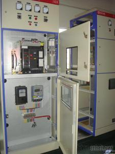 GGD Low-Voltage AC Power Distributing Cabinet