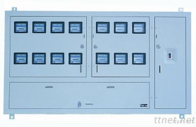 Core Power Low Voltage Electricity Meter Cabinet
