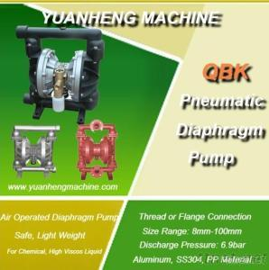 Air Operated Double Diaphragm Pump (AODD Pump)/Pneumatic Diaphragm Pump