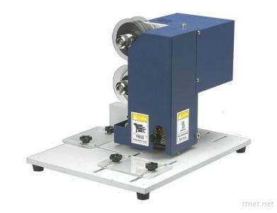 Tabletop Motor Driven Hot Stamping Date Coder