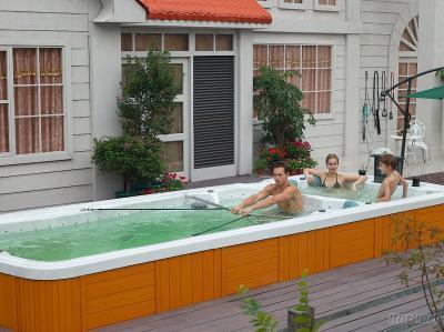 Swimming Pool, Swimming Spa, Whirlpools