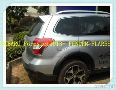 ABS Blowing Fender Trims