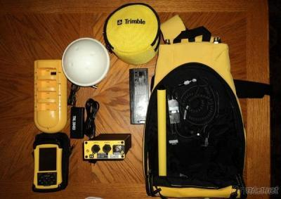 Trimble GPS Pathfinder Pro XRS Mapping