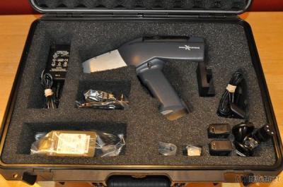 Innov-X Alpha Handheld XRF Analyzer Flaw Detector NDT
