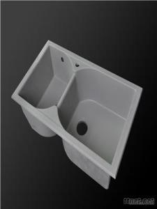 Quartz Stone Kitchen Sink For Sale