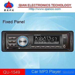 1 Din Car Mp3 Player With Sd/Mmc/Usb Interface