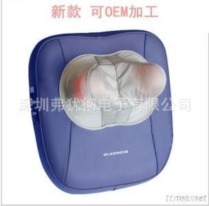 Round Kneading Massage Cushion