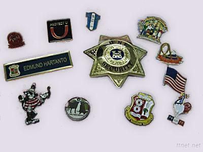 Metal Pin, Lapel Pin, Badge, Enamel Pin