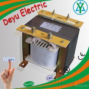 Control Winding Transformer 4KW 380V 220V 110V Machine Control Transformer for Sale