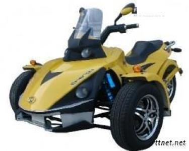 Roketa 250 Three Wheeled Roadster Motorcycle