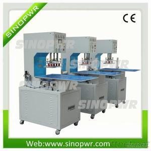 High Frequency Slide Way Plastic Welding Machine