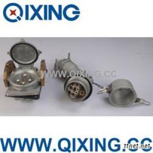 Cee Industrial Large Amp Plug