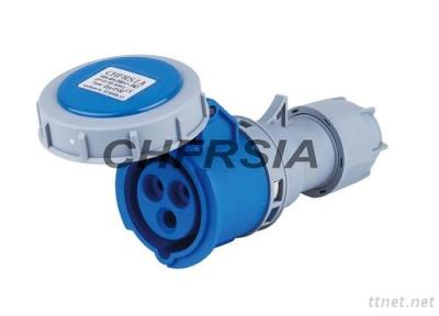 Water Proof Industrial Connector For Hazardous Purpose 3P 4P 5P 16A 32A 63A 125A