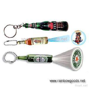 LED Projector Keychains