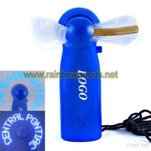 LED Flashing Message Fan, LED Mini Fan