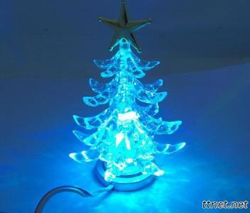 LED USB Christmas Tree With 7 Color-Changed