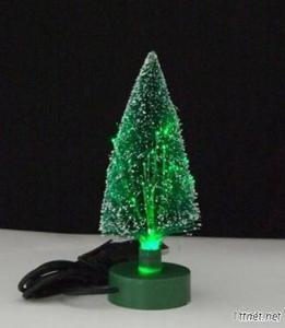 LED USB Flashing Christmas Tree With 7-Colors Change