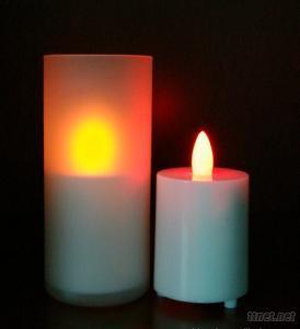 LED Flashing Candles