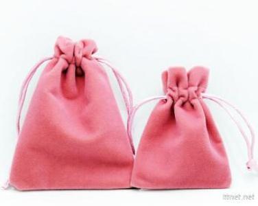 Velvet Gift Bag, Velvet Bag