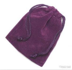 Velvet Bag, Velvet Gift Bag, Velvet Drawstring Bag