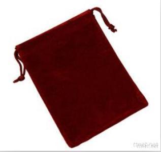 Soft Bag Velvet Bag, Velvet Gift Bag, Velvet Drawstring Bag