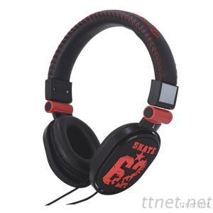 2015 Cheapest Computer Promotional Noise Cancelling Wired Computer Headphone