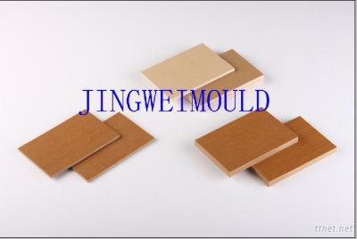 wpc flat sheet extrusion mould wpc sheet extrusion die