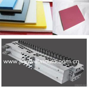 sheet extrusion mould film extrusion die flat sheet