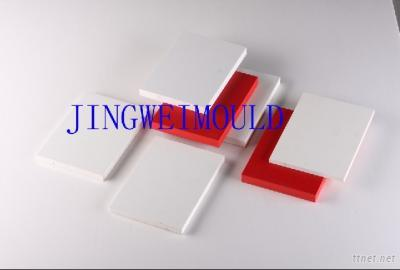 pvc foam sheet extrusion mould