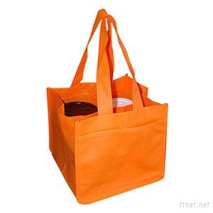 Non Woven Drinks Tote Bag