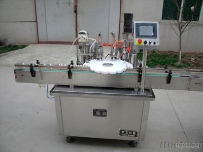 Bottle Eye-Drop Arranging Washing Sterilizing Drying Filling Capping Labeling Production Line