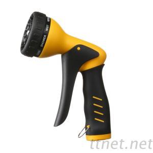 7 Patterns Adjustable Plastic Garden Sprayer Nozzle
